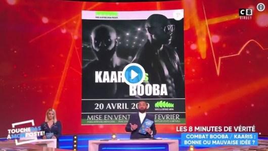 Booba / Kaaris : Cyril Hanouna révèle comment est née l'idée du combat dans TPMP !