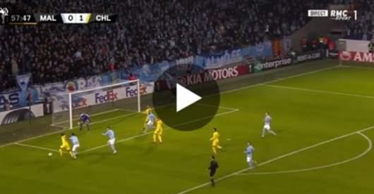 Giroud : sa magnifique madjer contre Malmö en Europa League