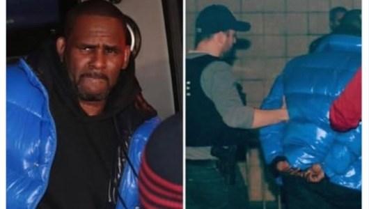 R Kelly en prison après s'être rendu à la police