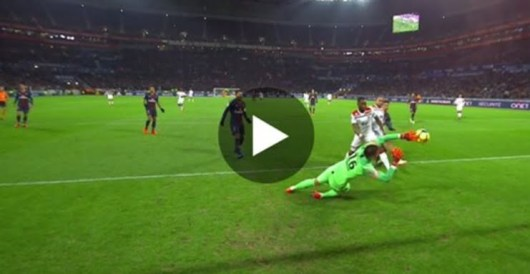 Areola : son incroyable double parade face au PSG (Vidéo)