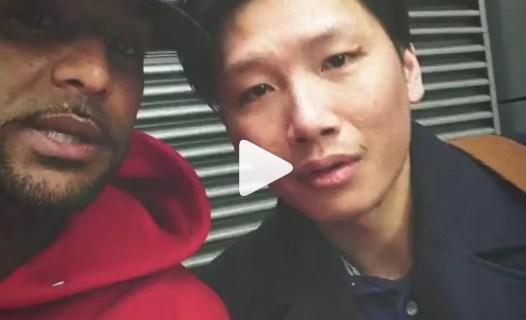 Booba ridiculise encore Kaaris avec un Chinois dans une vidéo délirante !