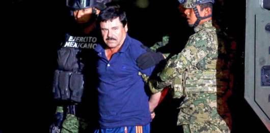El Chapo accusé d'avoir violé des ados de 13 ans et de les avoir drogué !