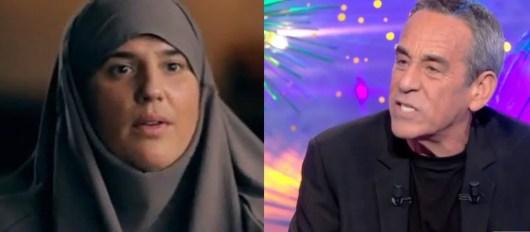 Diam's moquée par Thierry Ardisson sur le hijab de Decathlon (Vidéo)