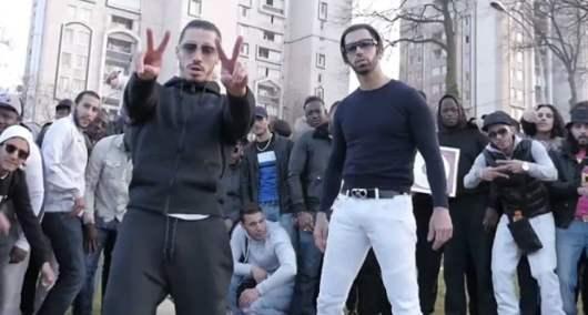 PNL : après la Tour Eiffel, Ademo et NOS sur le tournage d'un nouveau clip dans leur quartier