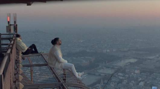 PNL privatise la Tour Eiffel pour le clip