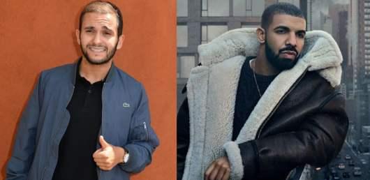 Drake : la presse américaine confond le rappeur avec Malik Bentalha (Vidéo)