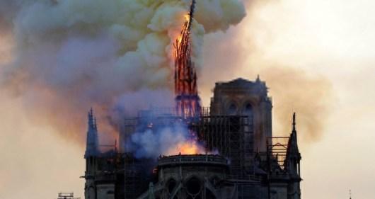 Les rappeurs réagissent à l'incendie de Notre-Dame de Paris avec des messages touchants