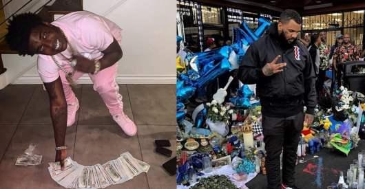 Kodak Black tacle The Game en le traitant d'ancien strip-teaseur et y mêle 50 Cent
