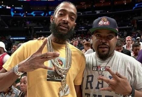Ice Cube lance un appel au meurtre du tueur de Nipsey Hussle, les vidéos de la fusillade rendues publique