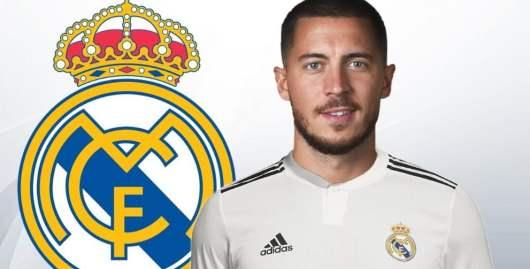 Eden Hazard rejoint Zidane au Real Madrid, le prix du transfert révélé !