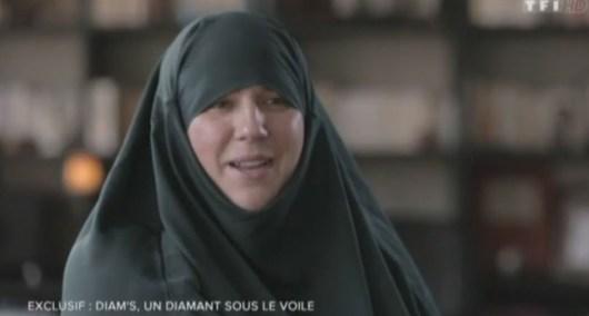 Diam's fière de ses croyances, elle adresse un message émouvant pour le ramadan !