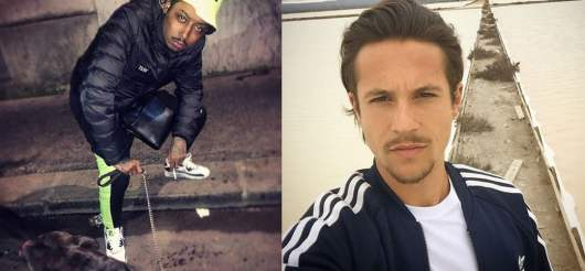 Nekfeu violemment clashé par Guizmo (Photo)
