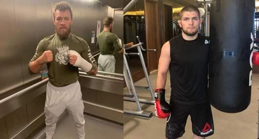 Conor McGregor veut une revanche et accuse Khabib Nurmagomedov de fuir !