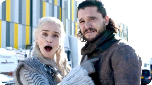 Emilia Clarke : l'épisode 5 de Game of Thrones est encore plus sensationnel que la bataille de Winterfell !