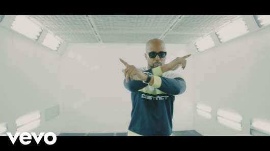 Rohff rejoint Dry dans le clip CPG !