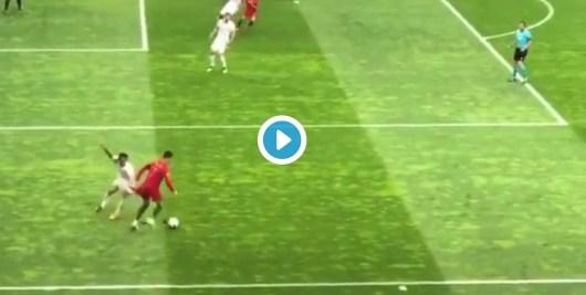 Cristiano Ronaldo : son dribble dévastateur contre la Suisse lors de son triplé !