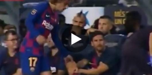 Lionel Messi : son comportement envers Antoine Griezmann a rendu dingue les fans !
