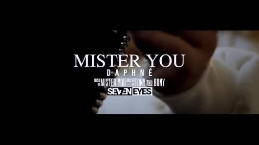 Mister You présente le clip « Daphné »