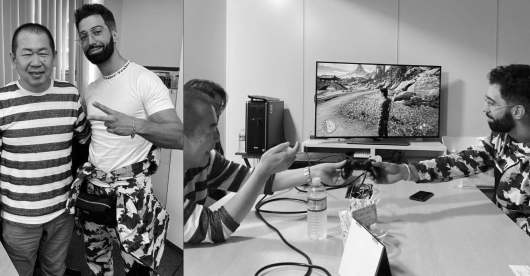 PNL : Ademo a rencontré Yū Suzuki, le concepteur du jeu vidéo Shenmue [Photos]