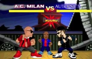 Booba vs La Fouine et Roh2f, Le combat en vidéo façon Street Fighter