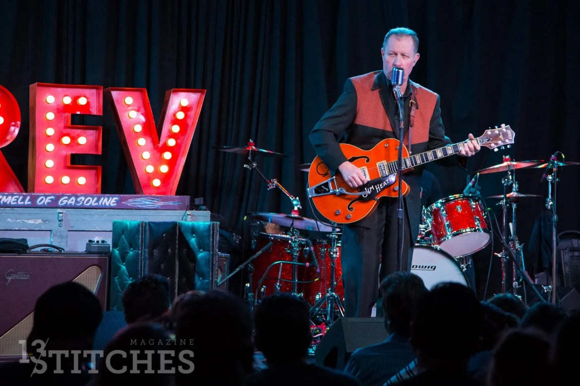Rev Horton Heat Coach House 2016 1