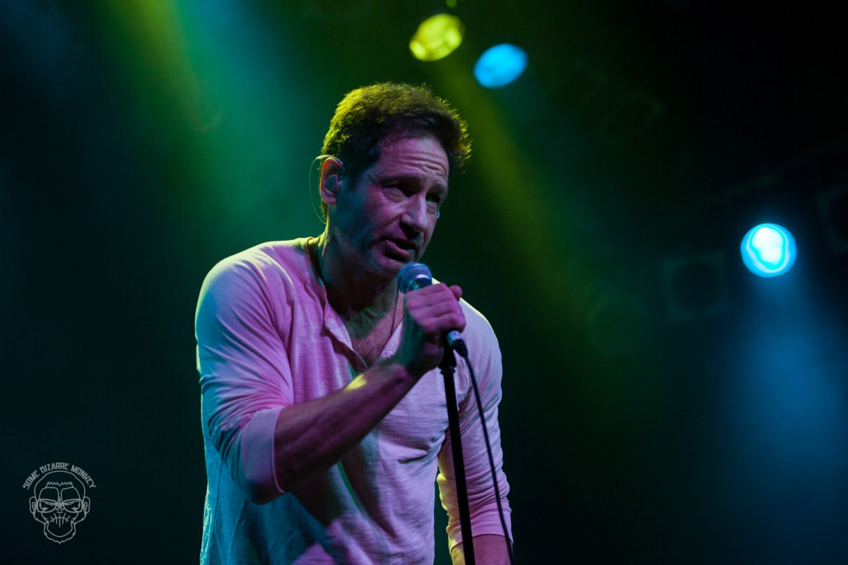 David Duchovny - Powerstation  February 20, 2018