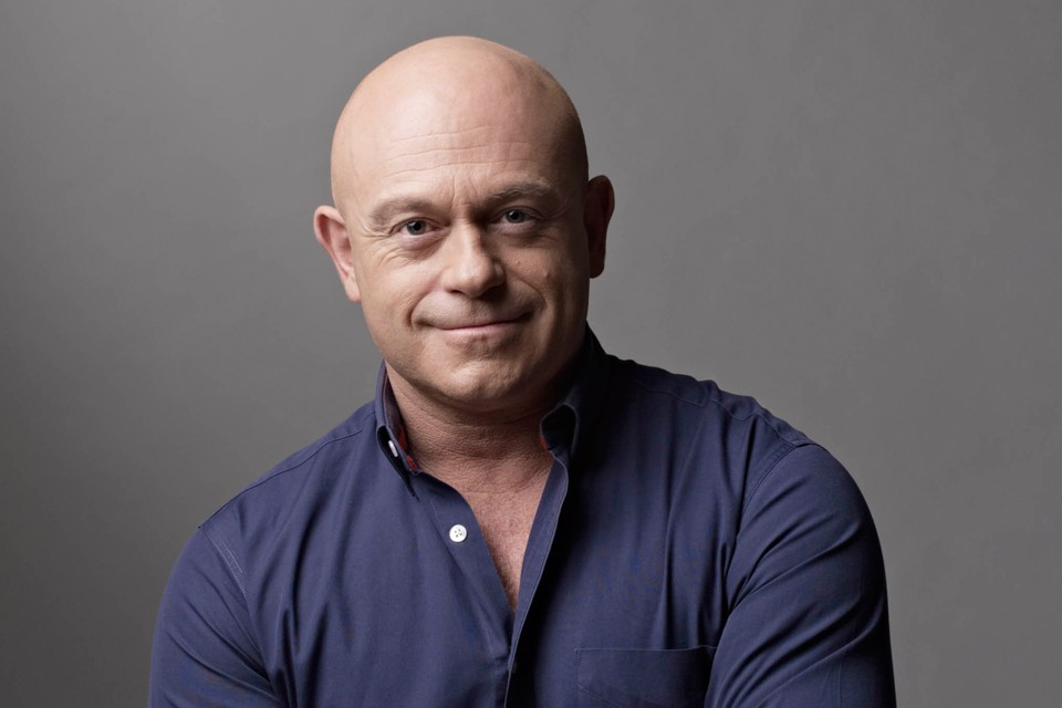 Ross Kemp's (not very) Extreme Tales
