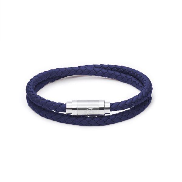 1403 Loop bracelet Blue