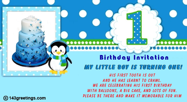 best birthday invitation wording ideas