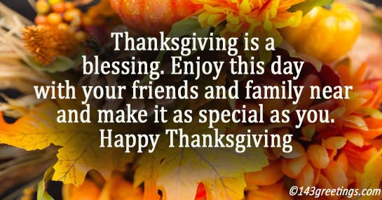 Thanksgiving Messages Thanksgiving SMS Amp Wishes 143