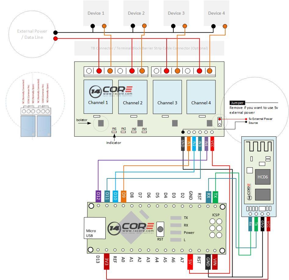 4 Wire Transmitter Wiring Diagram 3