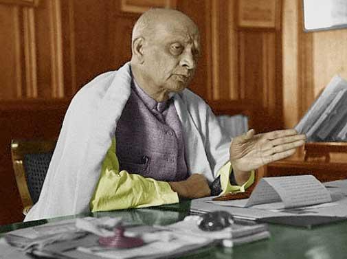Image result for Sardar Patel Day 15th December