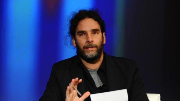 El escritor Orlando Luis Pardo.