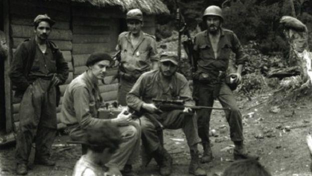 Fidel Castro en la Sierra Maestra (CC)