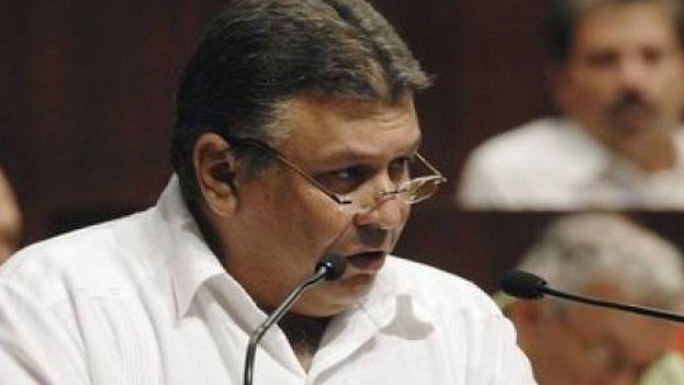 Mariano Murillo, ministro de Economía y Planificación en Cuba. (EFE)