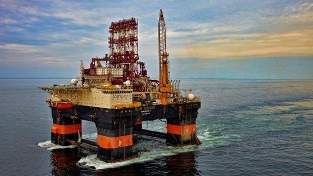 Plataforma petrolera de Cupet