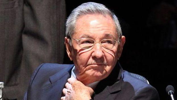 El presidente cubano Raúl Castro. (EFE)