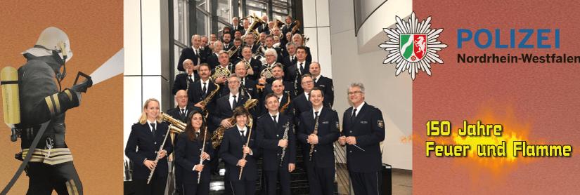 Landespolizeiorchester NRW kommt zum Blaulichttag