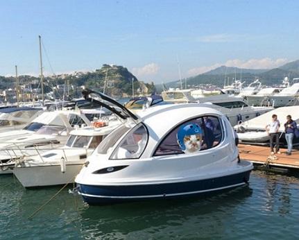 Sammy P boat