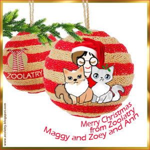 Merry Christmas from Zoolatry, 2015(1)