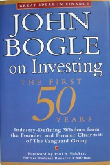 Photo of book cover John Bogle on Investing