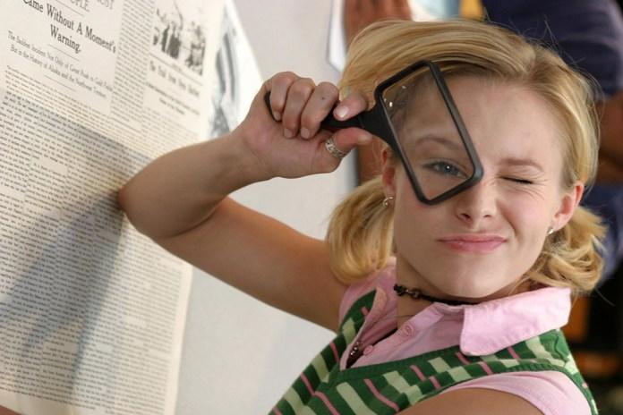 Fig. 5: Der er artikler, der er værd at kigge nærmere på i Dunn og Irvins bog – ikke mindst den sidste, der kortlægger forholdet mellem pigen Veronica Mars og kameraets linse.