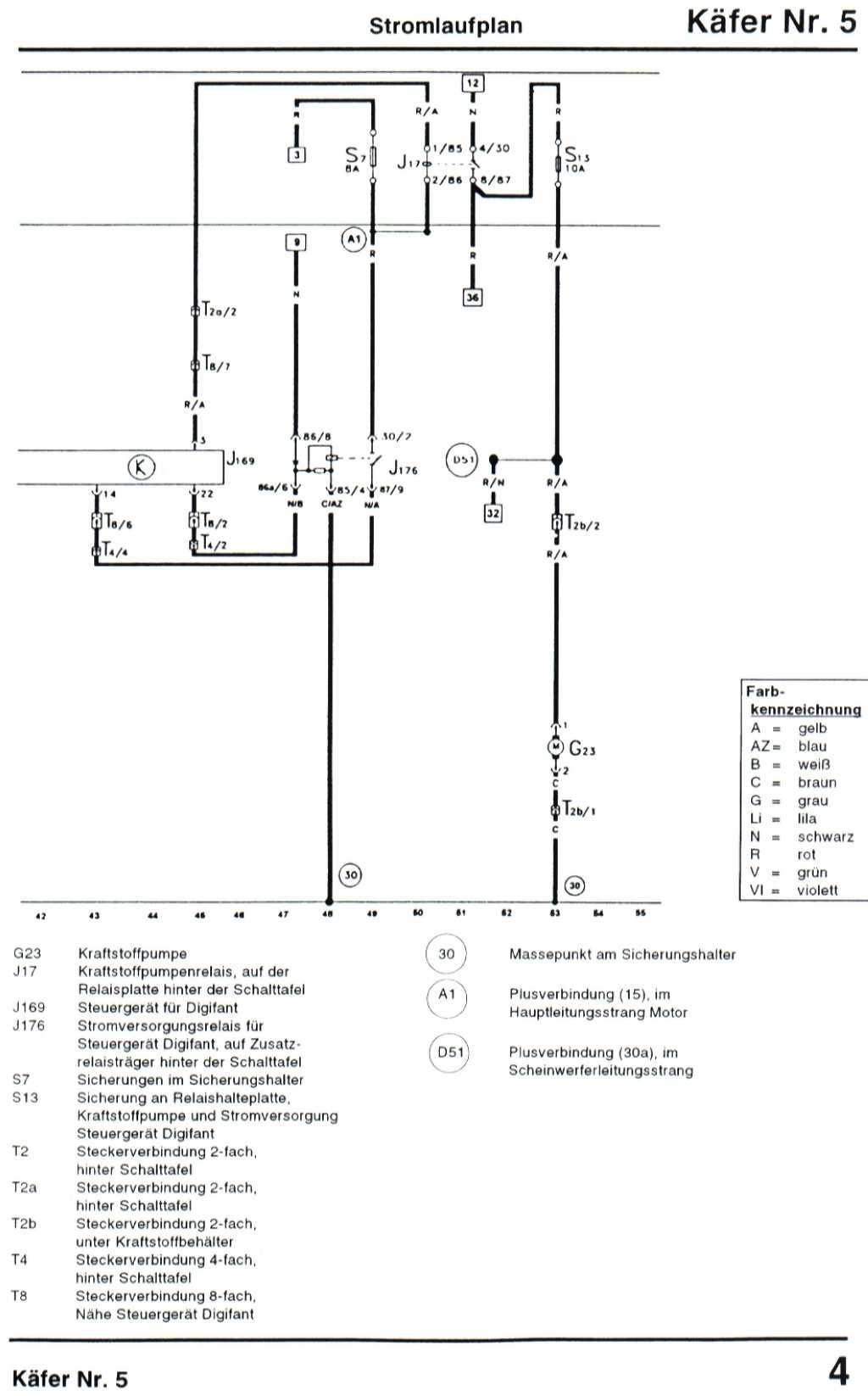 Vw I Schaltplane Wiringdiagramm