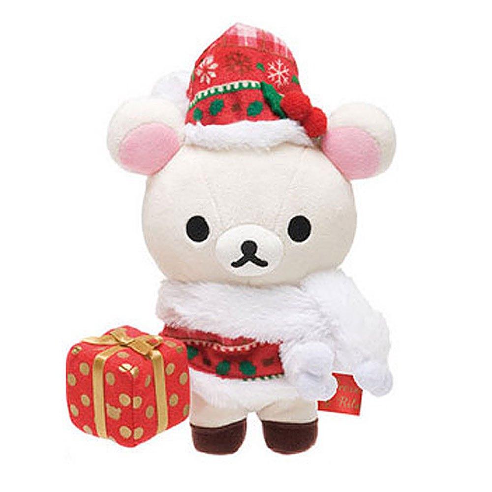 牛奶熊聖誕公仔1411 - 168幼福童書網
