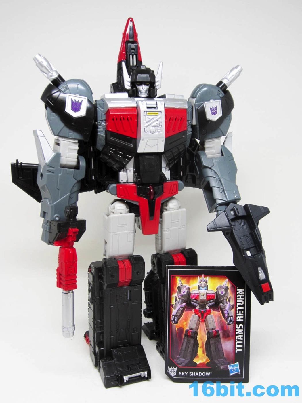 Speelgoedfiguurtjes Transformers Robots Transformers Generations Sky Shadow Complete 2011 Deluxe Plane Hasbro Razzmatazzfilms Com