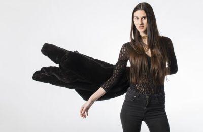 Sesión de fotos a la modelo Paolina Colleoni