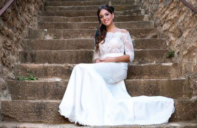 Vestidos de novia Forrellat – Bodas 2019