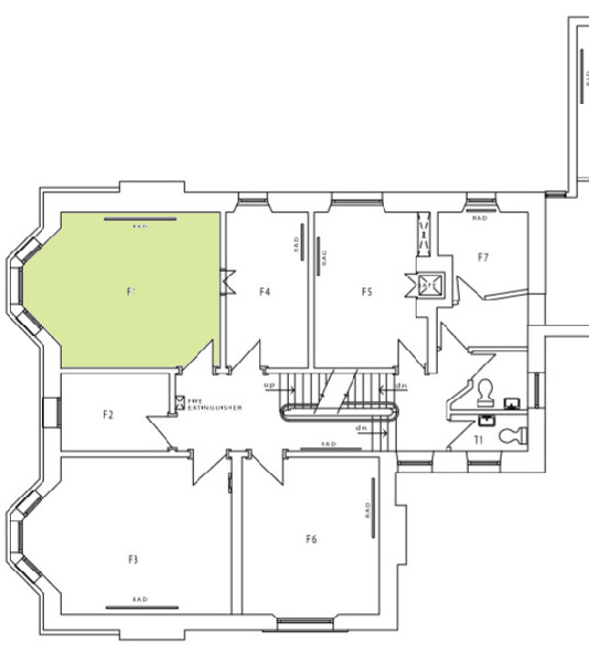 First Floor Front - F1