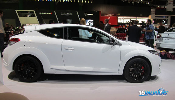 renault Megane iii RS coupe