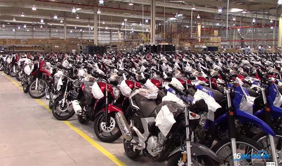 Se patentaron en marzo 42.337 motovehículos